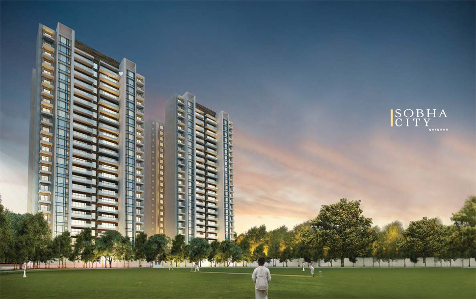 2072 sq ft 3BHK 3BHK+3T (2,072 sq ft) + Pooja Room Property By Property Space In City, Sector 108