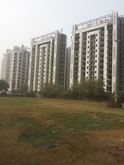 1419 sq ft 2BHK 2BHK+2T (1,419 sq ft) + Pooja Room Property By Property Space In The Hermitage, Sector 103