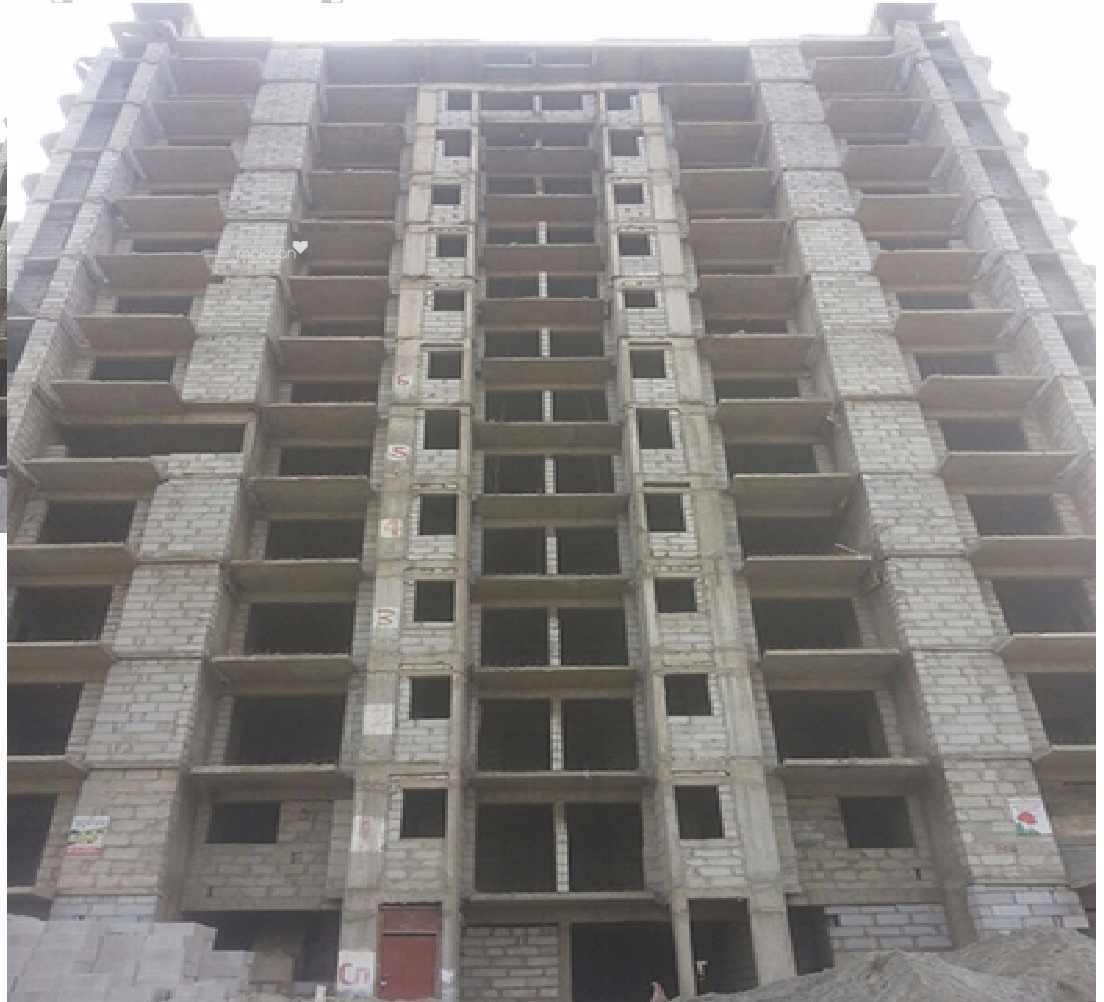 1814 sq ft 3BHK 3BHK+3T (1,814 sq ft) + Pooja Room Property By Property Space In The Hermitage, Sector 103