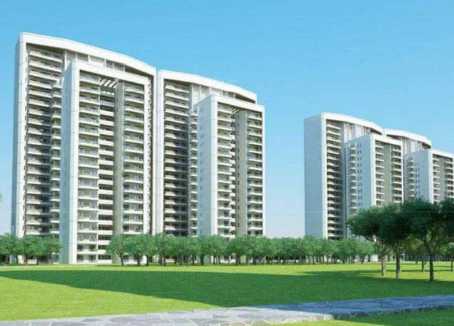 1380 sq ft 2BHK 2BHK+2T (1,380 sq ft) + Pooja Room Property By Property Space In City, Sector 108