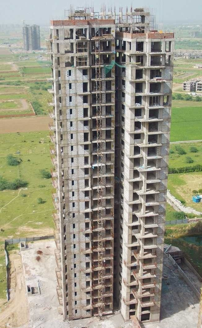 1870 sq ft 3BHK 3BHK+4T (1,870 sq ft)   Servant Room Property By Property Space In Heritage Max, Sector 102