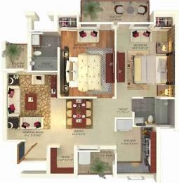 1149 sqft, 2 bhk Apartment in GBP Athens PR7 Airport Road, Zirakpur at Rs. 48.0000 Lacs