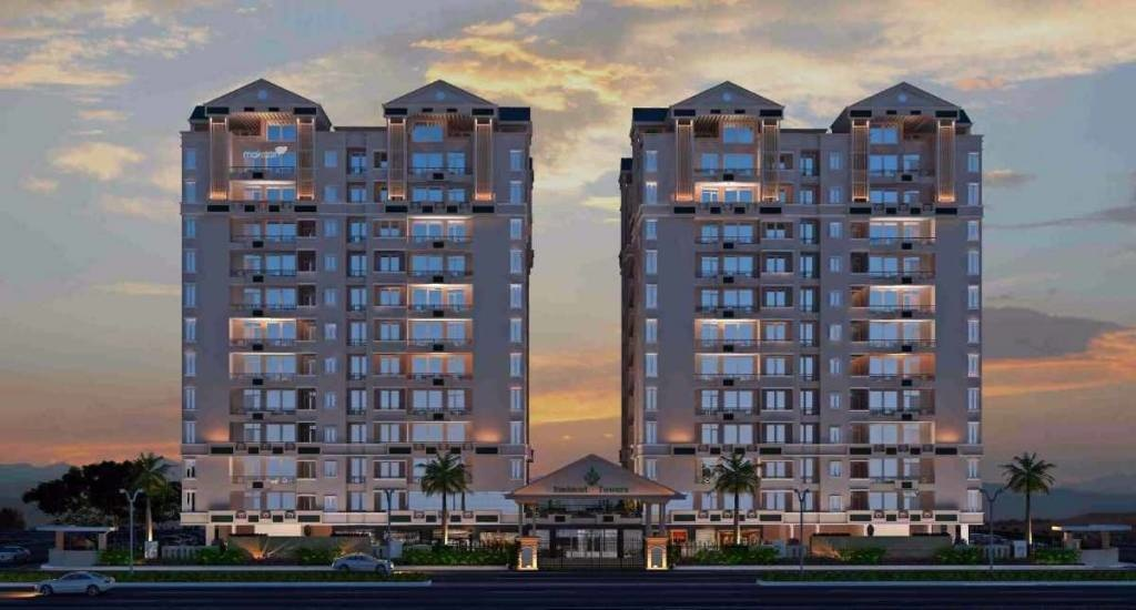 1790 sq ft 3BHK 3BHK+3T (1,790 sq ft) Property By ARL In Aroma, Bhankrota