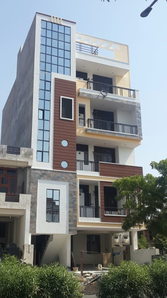 1400 sq ft 3BHK 3BHK+3T (1,400 sq ft) Property By ARL In Project, Vaishali Nagar