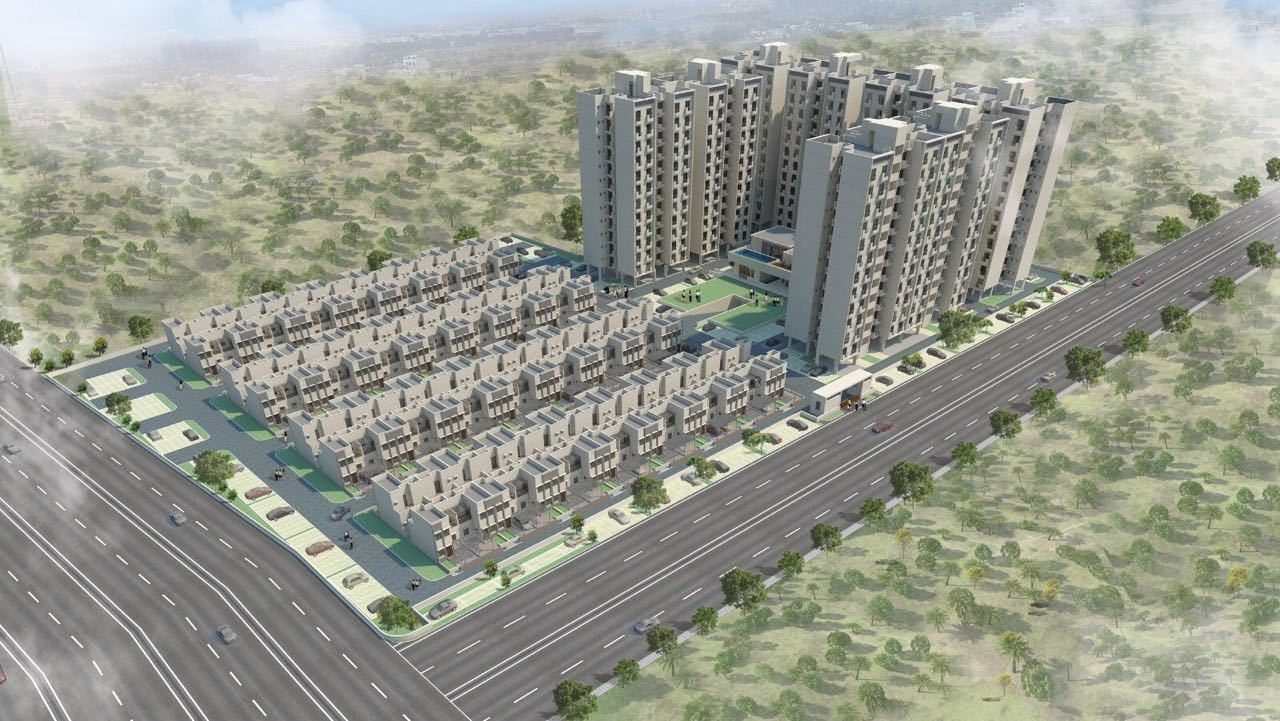 645 sq ft 2BHK 2BHK+2T (645 sq ft) Property By ARL In Project, Jagatpura