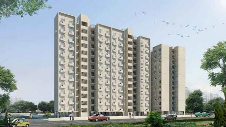 800 sqft, 2 bhk Apartment in Ashadeep Rainbow Phase I Jagatpura, Jaipur at Rs. 20.3100 Lacs