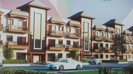 1046 sqft, 2 bhk BuilderFloor in GBP Crest Bhago Majra, Mohali at Rs. 22.0000 Lacs