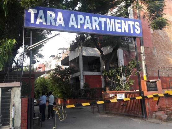1840 sqft, 3 bhk Apartment in Builder S block Tara apartment Alaknanda, Delhi at Rs. 1.8500 Cr