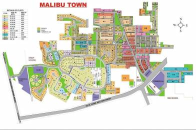 540 sqft, Plot in Builder Malbi town Sector 48, Gurgaon at Rs. 80.0000 Lacs