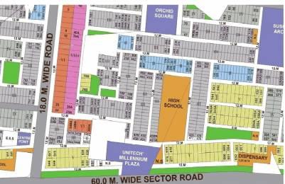 4518 sqft, Plot in Ansal Sushant Lok 1 Sushant Lok Phase - 1, Gurgaon at Rs. 5.5500 Cr
