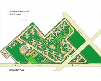 1360 sqft, 2 bhk Apartment in BPTP Princess Park Sector 86, Faridabad at Rs. 39.3500 Lacs