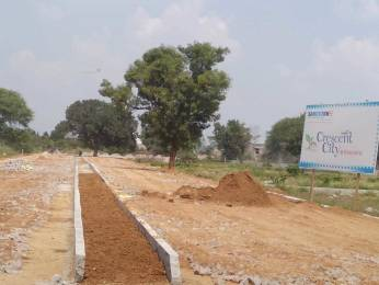 1350 sqft, Plot in Builder Crescent city keesara Keesara, Hyderabad at Rs. 15.0000 Lacs