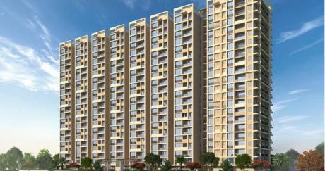 1404 sqft, 3 bhk Apartment in Purple Symphonia Vaishali Nagar, Jaipur at Rs. 84.2400 Lacs