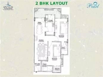 1355 sqft, 2 bhk Apartment in Pearl Pearl Green Acres Gopalpura, Jaipur at Rs. 75.0000 Lacs