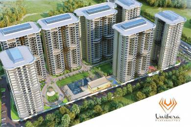 1025 sqft, 2 bhk Apartment in Unibera Unibera Sector 1 Noida Extension, Greater Noida at Rs. 33.3125 Lacs