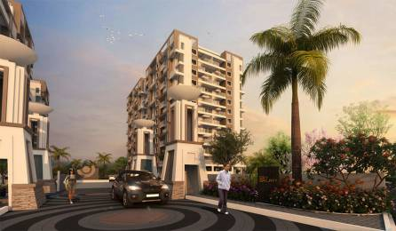 925 sqft, 2 bhk Apartment in Venkatesh Oxy Galaxy Wagholi, Pune at Rs. 30.5250 Lacs