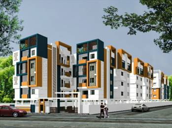 1079 sqft, 2 bhk Apartment in Builder On Request Horamavu, Bangalore at Rs. 42.0000 Lacs