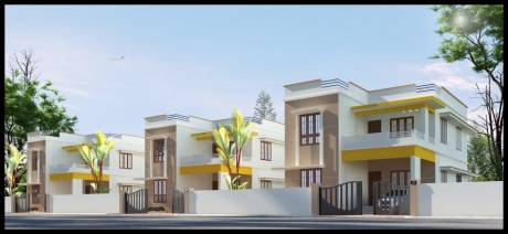 1600 sqft, 3 bhk Villa in Builder Project Kazhakkoottam, Trivandrum at Rs. 56.0000 Lacs