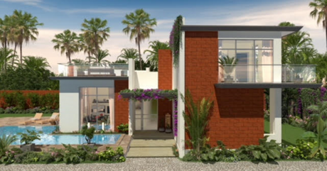 1672 sqft, 2 bhk Villa in Builder 2 BR LUXURY VILLAS Anjuna, Goa at Rs. 1.7100 Cr