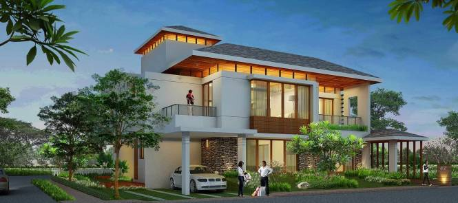2855 sqft, 3 bhk Villa in Builder Independent 3 BR Luxury Villas Nearing Ready Sarjapur Road, Bangalore at Rs. 1.8600 Cr