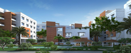 905 sqft, 2 bhk Apartment in Builder Premium Luxury 2 BR Flats Under Construction Hennur Road, Bangalore at Rs. 55.7200 Lacs