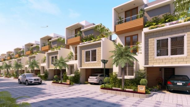 3 BHK Under Construction Independent House/Villa For Sale In Talaghattapura  Bangalore: