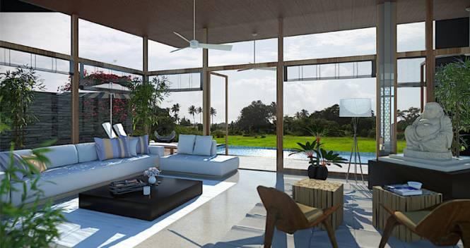 3653 sqft, 3 bhk Villa in Builder 3 BR Semi Furnished Luxurious Villa in North Goa Nerul, Goa at Rs. 5.0000 Cr