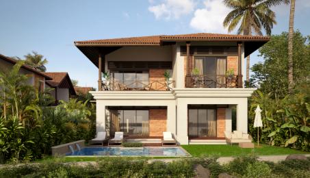 2027 sqft, 3 bhk Apartment in Builder PRE LAUNCH 3 BR DUPLEX FLATS Siolim, Goa at Rs. 1.6600 Cr