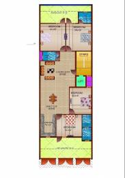 2790 sqft, 4 bhk BuilderFloor in Rich Elegant Floors Sector 42, Faridabad at Rs. 79.9000 Lacs