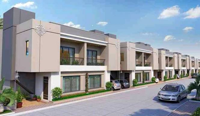 1300 sqft, 3 bhk Villa in Builder Project Vasana Bhayli Road, Vadodara at Rs. 56.0000 Lacs
