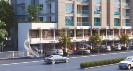 927 sqft, 3 bhk Apartment in Builder Project Vasna Bhayli Main Road, Vadodara at Rs. 30.0000 Lacs