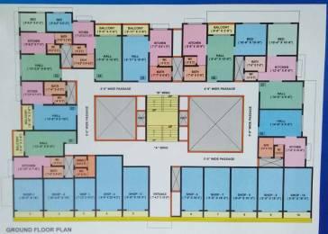 675 sqft, 1 bhk Apartment in Sunshine Sunrise Apartments Dombivali East, Mumbai at Rs. 20.5000 Lacs