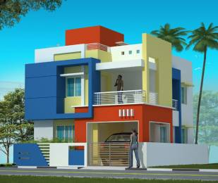 1500 sqft, 2 bhk Villa in JRD Royale Villas Kovai Pudur, Coimbatore at Rs. 48.0000 Lacs