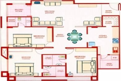 2115 sqft, 3 bhk Apartment in Deep Indraprasth 5 Prahlad Nagar, Ahmedabad at Rs. 1.2100 Cr