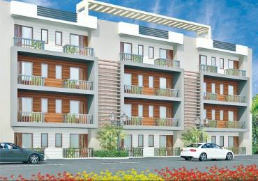 870 sqft, 2 bhk Apartment in Builder Prstishtha Group Smart Villas Kulesara, Greater Noida at Rs. 20.5000 Lacs