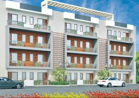 422 sqft, 1 bhk Apartment in Builder Pratishtha Group Smart Homes Kulesara, Greater Noida at Rs. 11.2500 Lacs