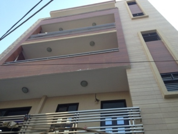 927 sq ft 3BHK 3BHK+2T (927 sq ft) Property By Partap Properties In Project, Uttam Nagar