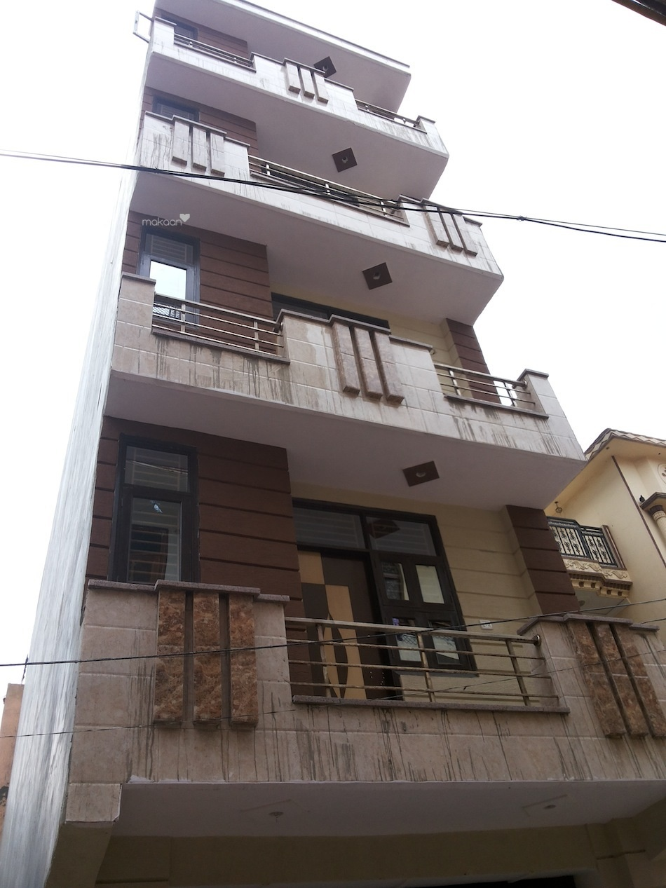 1050 sq ft 4BHK 4BHK+2T (1,050 sq ft) Property By Partap Properties In Project, Uttam Nagar