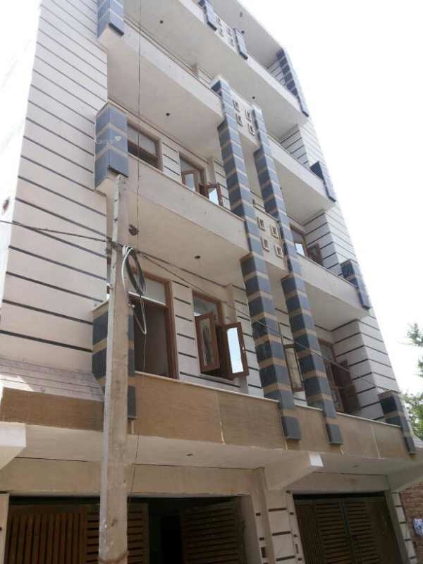 755 sq ft 3BHK 3BHK+2T (755 sq ft) Property By Partap Properties In Project, Uttam Nagar