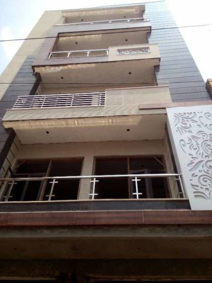 1050 sq ft 3BHK 3BHK+2T (1,050 sq ft) Property By Partap Properties In Project, Uttam Nagar