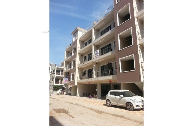 1350 sqft, 3 bhk Apartment in Builder Motiaz citi ready to move flats ZirakpurPanchkulaKalka Highway, Zirakpur at Rs. 37.0000 Lacs