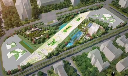 1225 sqft, 3 bhk Apartment in Builder Selestia Mulund West, Mumbai at Rs. 1.7300 Cr