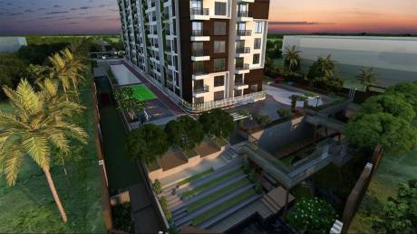 1039 sqft, 2 bhk Apartment in CoEvolve Northern Star Jakkur, Bangalore at Rs. 67.8777 Lacs