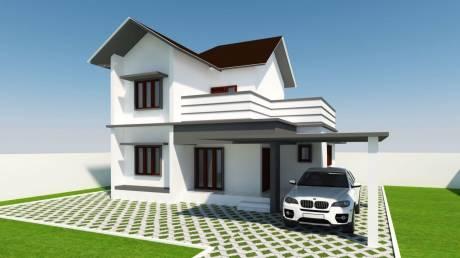 1307 sqft, 2 bhk Villa in Chathamkulam Builders Temple Park Koottupaatha, Palakkad at Rs. 24.0000 Lacs