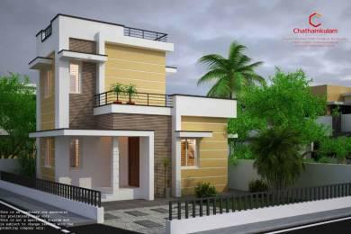 1309 sqft, 2 bhk Villa in Chathamkulam Builders Temple Park Koottupaatha, Palakkad at Rs. 27.0000 Lacs