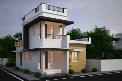 700 sqft, 2 bhk Villa in Chathamkulam Rail City Pudussery Central, Palakkad at Rs. 20.0000 Lacs
