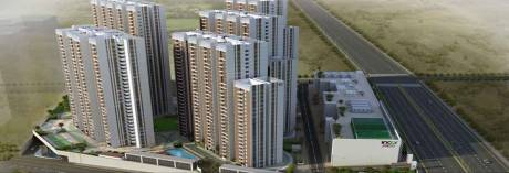 1274 sqft, 2 bhk Apartment in Incor One City Kukatpally, Hyderabad at Rs. 62.4200 Lacs
