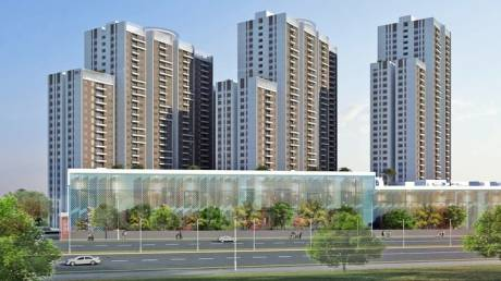 1672 sqft, 3 bhk Apartment in Incor One City Kukatpally, Hyderabad at Rs. 86.9400 Lacs