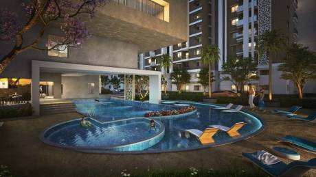 1600 sqft, 3 bhk Apartment in Sumadhura Acropolis Nanakramguda, Hyderabad at Rs. 80.0000 Lacs