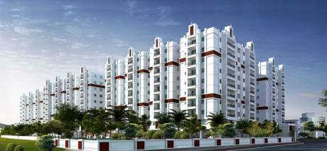 2020 sqft, 3 bhk Apartment in GreenMark Galaxy Apartments Kondapur, Hyderabad at Rs. 85.8500 Lacs
